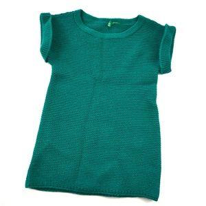 BENETTON Short sleeve Sweater Size S